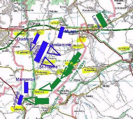 LE SOLEIL D'AUSTERLITZ - 1805 Austerlitz02