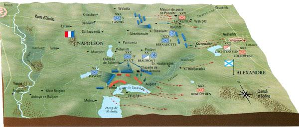 LE SOLEIL D'AUSTERLITZ - 1805 Austerlitz03